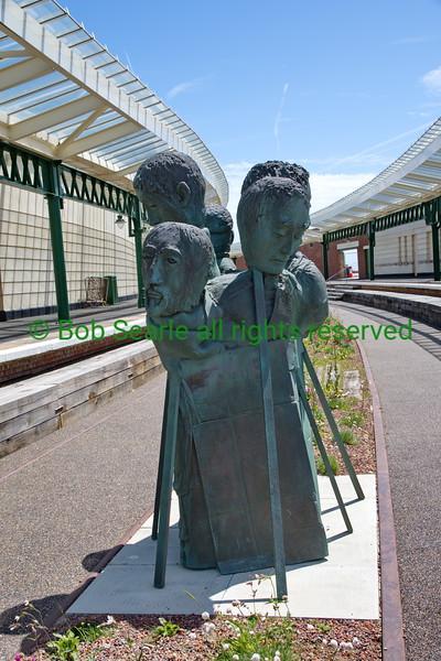 Folkestone Kent  16 June 2018