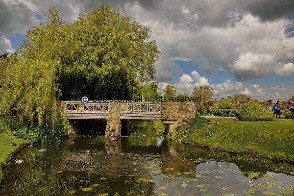 Hever Castle Kent UK