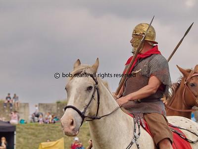 ROMAN FESTIVAL Dover Castle Jul 2014