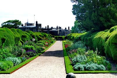 Regency weekend at Walmer Castle Ken 28 June 2015