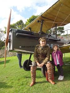 Dover Castle  War & The Horse Sep 2014