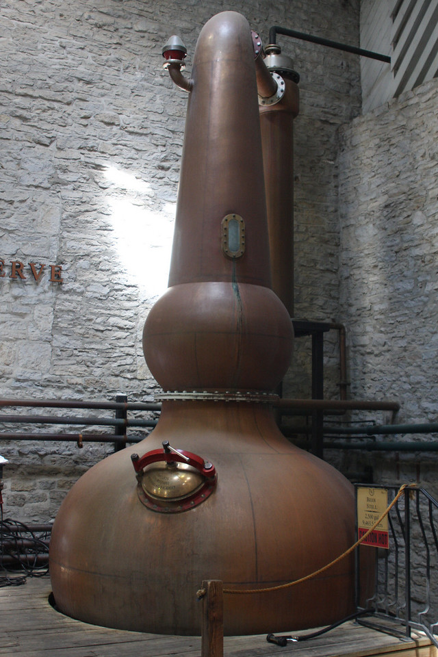 Distillation.
