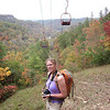 If you don't want to hike, you can ride the sky lift.