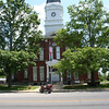 Henry County courthouse, May 23, 2009