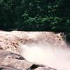 Roaring Cumberland River in Kentucky - May 1995