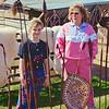 Maasai Warrior Spears