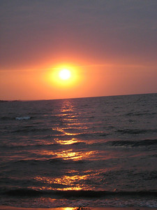 Sunset, Lake Victoria