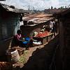 Street Merchant at Kibera - Nairobi, Kenya