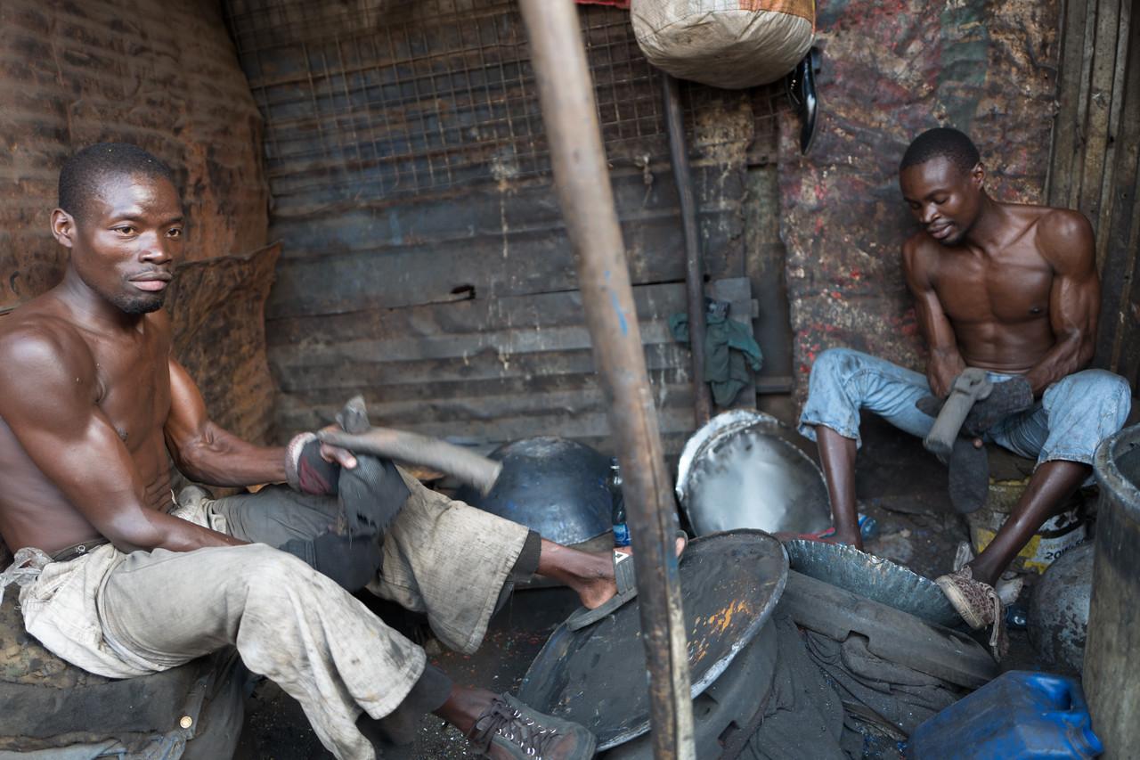 The Blacksmiths - Nairobi Kenya