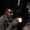 Morning cup at Gicomba Market - Nairobi, Kenya