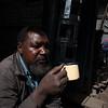 Morning cup at Gicomba Market - Nairobi, Kenya