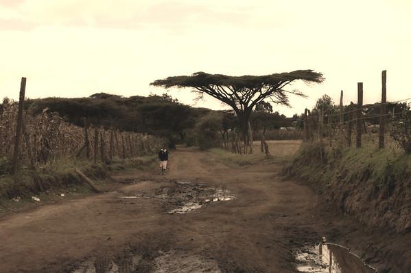 Kenya, Africa, The Land