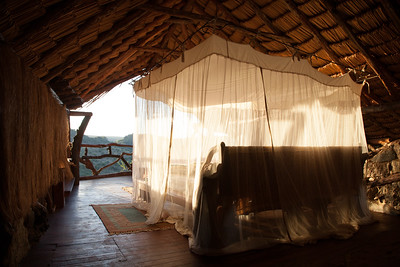 Sabuk Lodge Guest Room View