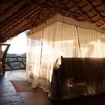 Sabuk Lodge Guest Room View