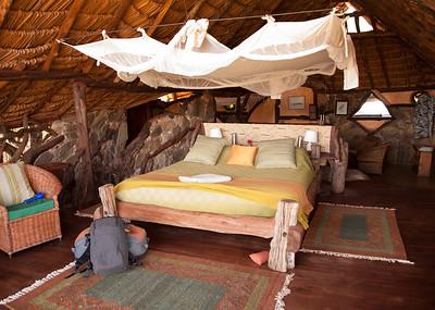 Sabuk Lodge Guest Room