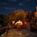 Sabuk Dining Room with Stars