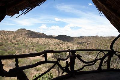 Sabuk Lodge View
