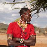 Maasai Guide - Sabuk
