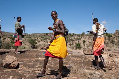 Maasai Guide - Laikipia