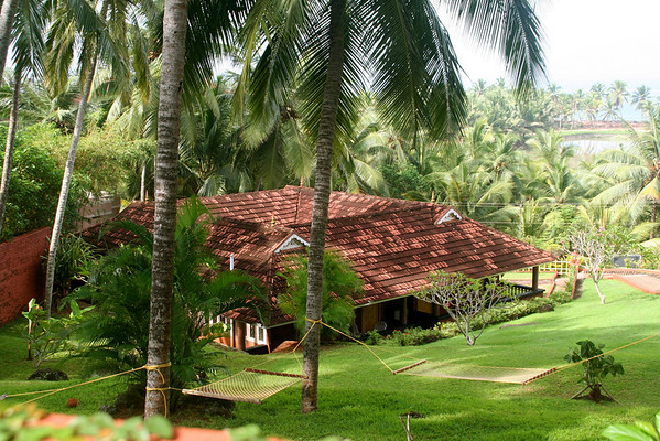 Typical Kerala home