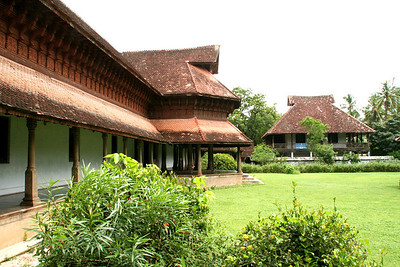 The Palace of Horses (Kudhira Maliga), Trivandrum