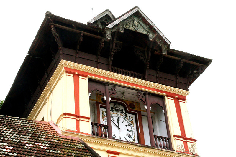 Methen Mani (clock tower), Trivandrum