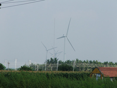 More windmills