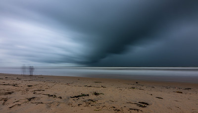 Under the Storm - Seascape