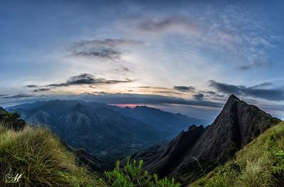 Kolukkumalai Sunrise