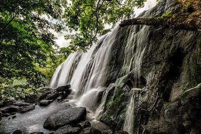 Marottichal Ilanjippara Waterfalls
