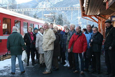 Dagje Bernina Express
