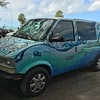 Key West art car