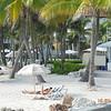 Private beach at Casa Marina.