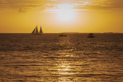 Sailing1 - Sunset-