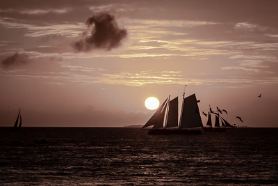 Sailing-Into the Sun1-Sunset-