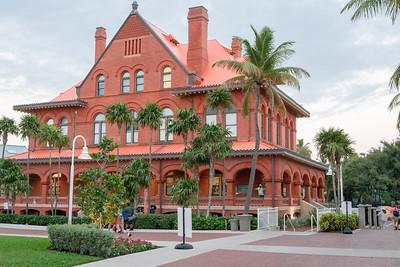 The Custom House in Key West