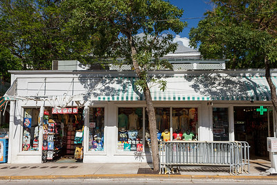 Shops on Duval Street