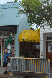 The Smallest Bar In Key West