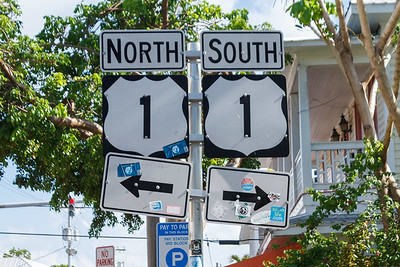 North Or South?