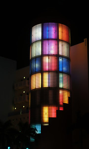 South Miami Beach Lights