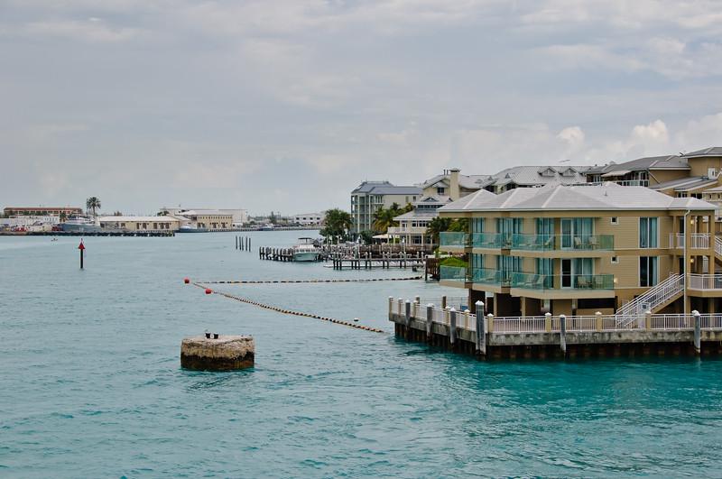 More hotels and marina at Key West