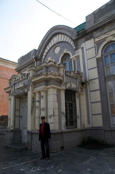 Synagogue, 2nd day of Rosh Hashanah
