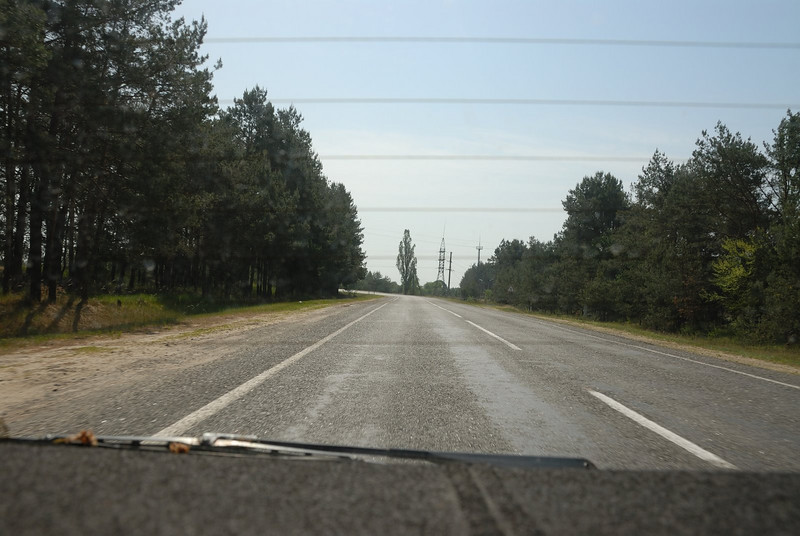 Off to Chernobyl