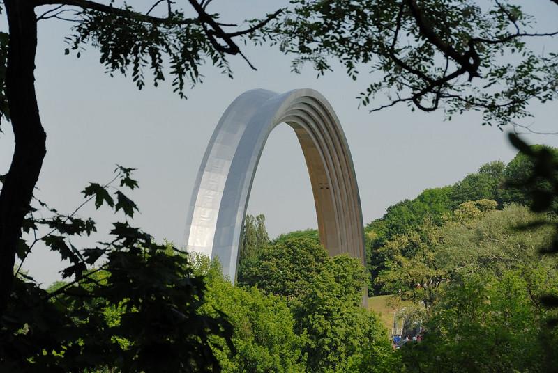 Kiev's Arch