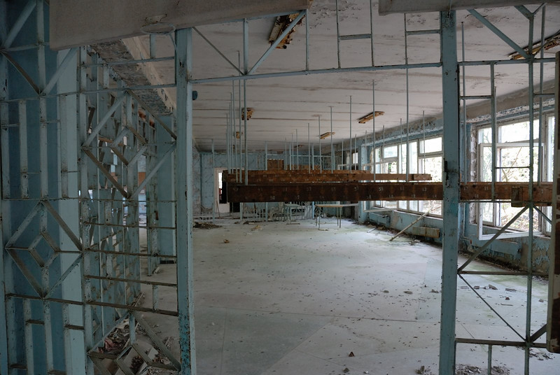 This was a grade school, coatroom