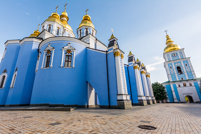 St. Michael's Golden-Domed Monastery, Kiev