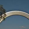 Arch near the Dnieper