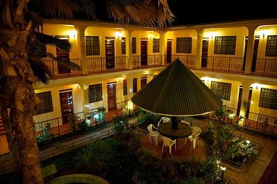Springlands Hotel, Moshi, Tanzania.