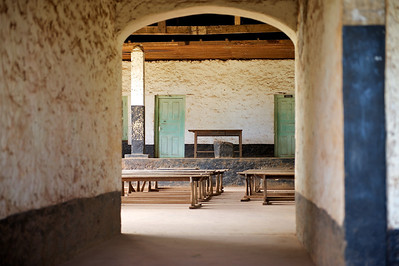 Court house. Marangu village, Moshi district, Tanzania.