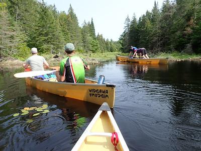 Killarney Canoe Trip (2017)